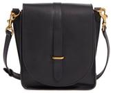 Frye Ilana Leather Crossbody Bag - Black