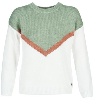 Roxy TRIP FOR TWO women's Sweater in White