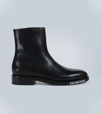 Balenciaga Soft Bootie L20 boots
