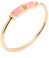 Marc by Marc Jacobs Enamel Turnlock Bangle