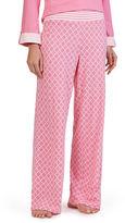 Nautica Knit Mixed-Print Pants
