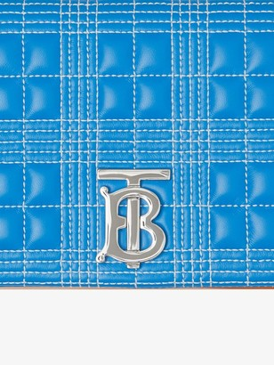 Burberry small Lola quilted tri-tone crossbody bag