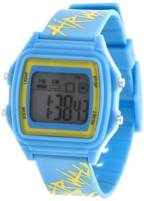 Xtreme Airwalk Blue Digital Watch w/ Silicon Strap Design