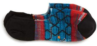 Smartwool Curated Burgess Creek No-Show Socks