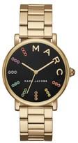 Marc Jacobs Women's Roxy Crystal Bracelet Watch, 36Mm
