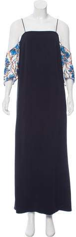 Creatures of the Wind Short Sleeve Maxi Dress