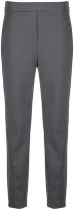 Lorena Antoniazzi High-Waisted Straight Leg Trousers