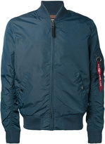 Alpha Industries bomber jacket - men - Nylon - M
