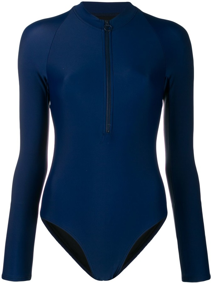 6af9fd78f8e Long Sleeve Swimsuit - ShopStyle Canada