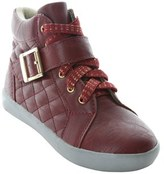 Jumping Jacks Toddler Girl's 'Shawna' Quilted High Top Sneaker