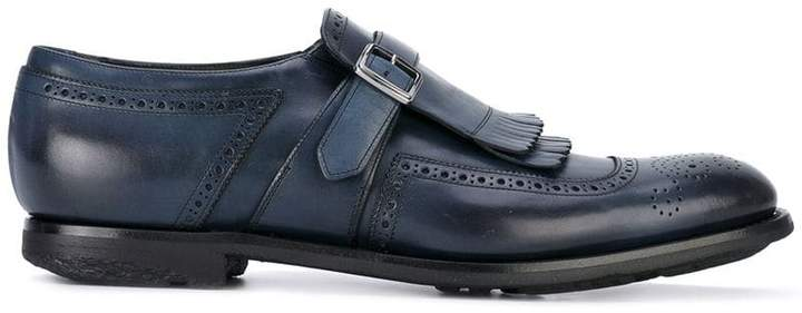 Church's monk strap brogues