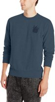 RVCA Men's Well Done Crew Sweatshirt