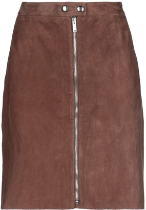 Max Mara Knee length skirts