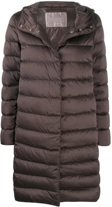 Herno Tied Waist Padded Coat