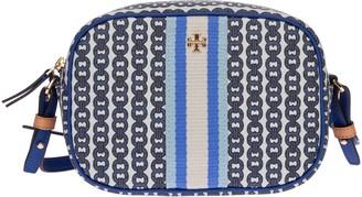Tory Burch Gemini Link Logo Mini Crossbody Bag