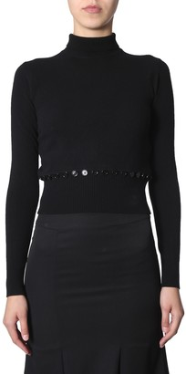 Alexander McQueen Turtleneck Sweater