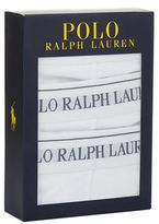 Polo Ralph Lauren Low-Rise Briefs (3-Pack)