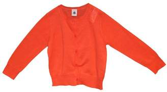 Petit Bateau 66049 Girls' Cardigan Linen and Cotton - - 3 Months