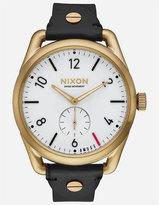 Amuse Society NIXON x C39 Leather Watch