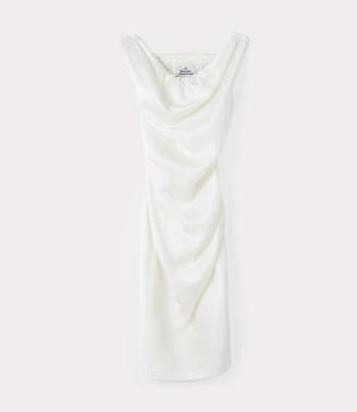 Vivienne Westwood Ginnie Pencil Dress White