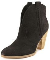 Report Doman Round Toe Synthetic Ankle Boot.