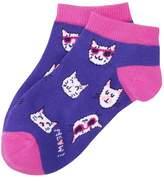 Gymboree Cat Ankle Socks