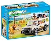 Playmobil Safari Truck with Lions Playset
