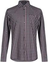 Grey Daniele Alessandrini Shirts - Item 38552889