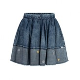 Diesel DieselGirls Blue Denim Gerena Skirt