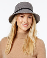 Nine West Felt Trench Coat Hat