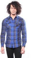 Diesel S-Camilo Button-Front Shirts XL Men