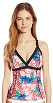 Jag Women's Catalan Beach Convertible Back Tankini