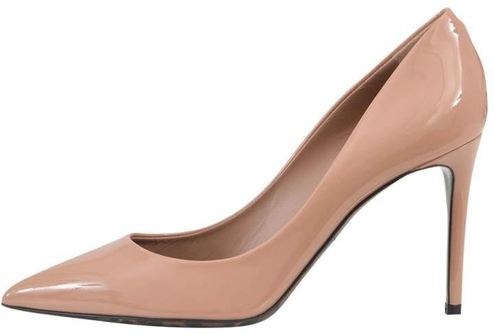 Dolce & Gabbana 9cm Nude Pink Kate Pumps