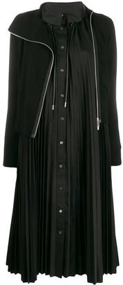 Sacai Layered Dress