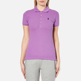 Polo Ralph Lauren Women's Julie Polo Shirt Resort Purple