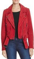 Blank NYC BLANKNYC Suede Moto Jacket