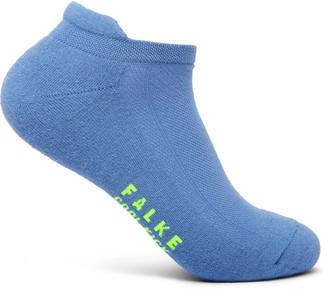 Falke Three-Pack Cool Kick Stretch-Knit No-Show Socks