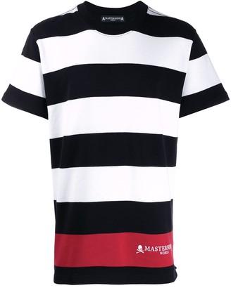 Mastermind Japan Short-Sleeved Sweatshirt