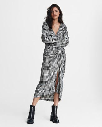 Rag & Bone Amber midi dress