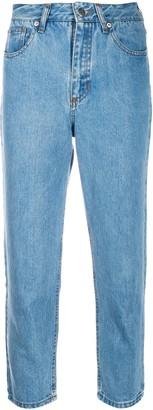 Societe Anonyme Cropped Slim Jeans