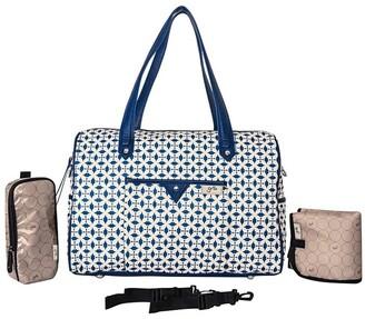 Gr8x Ella Carry All Baby Bag - Twilight Blue