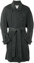 Henrik Vibskov Ease long coat - men - Cotton - L