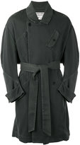 Henrik Vibskov Ease long coat - men - Cotton - S