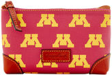 Dooney & Bourke NCAA Minnesota Cosmetic Case