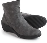 Romika Savona 03 Wedge Boots - Waterproof, Leather (For Women)