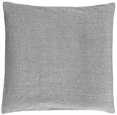 Communauté de biens Flecked Linen Pillow Case
