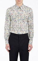Paul Smith Men's Floral Cotton Slim-Fit Shirt