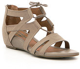 Montana Mist Grey Lace Up Reese
