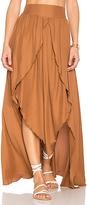 Somedays Lovin Miles Away Skirt in Brown. - size S (also in )