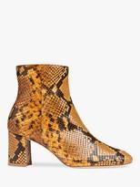 LK Bennett L.K.Bennett Jette Leather Ankle Boots